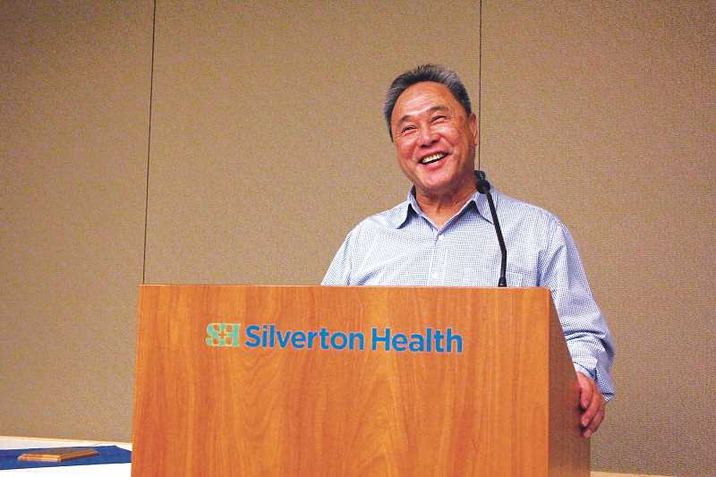 Woodburn Area Chamber Mourns the Passing of Former Executive Director Harry Lee Kwai