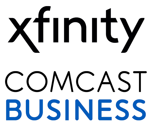 xfinity and comcast business logos